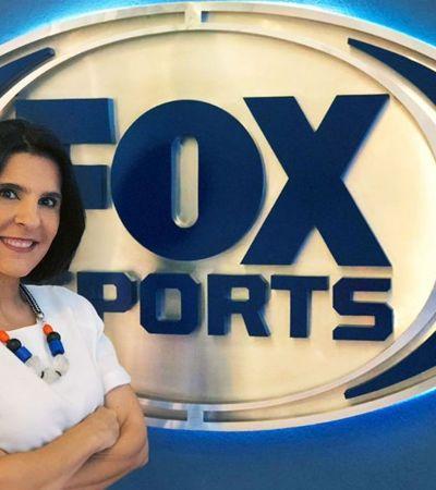 Fox Sports vai escolher mulher para narrar Copa do Mudo da Rússia