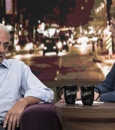 O que podemos aprender com a entrevista de William Waack no 'Programa do Porchat'?