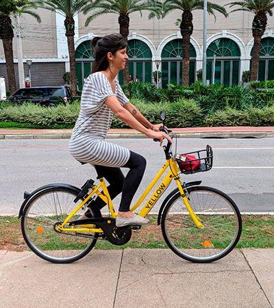 São Paulo ganha 20 mil bikes para você usar e deixar onde quiser