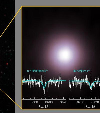 Cientistas descobrem galáxia sem matéria escura – e isso pode mudar tudo