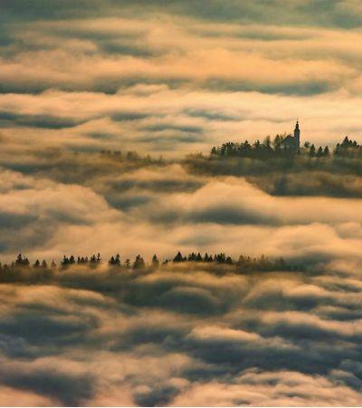 Estas 10 fotos revelam a beleza pouco falada e divulgada da Eslovênia