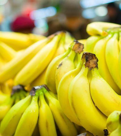 Invenção pode evitar desperdício de 250 milhões de bananas por ano