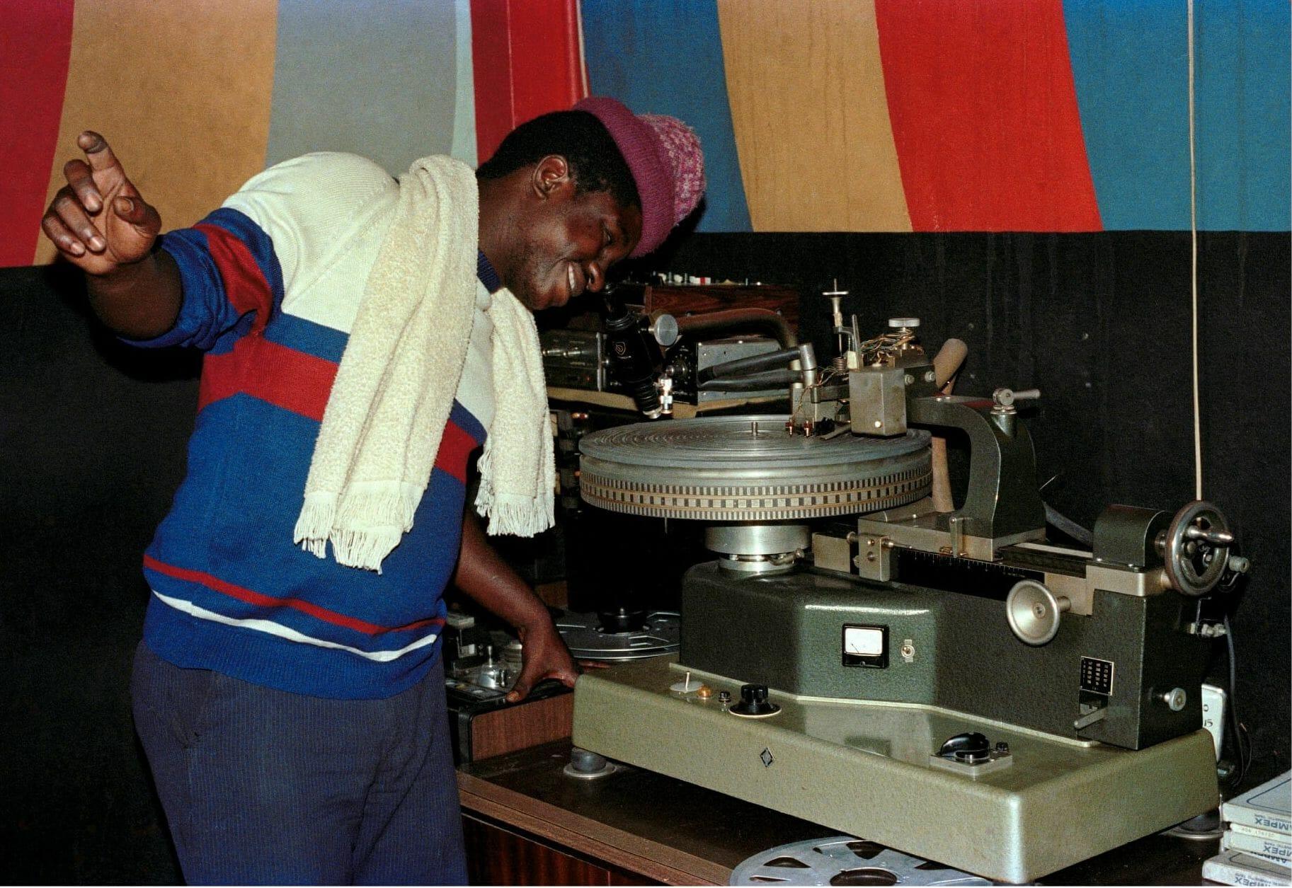 As prensas de disco jamaicanas