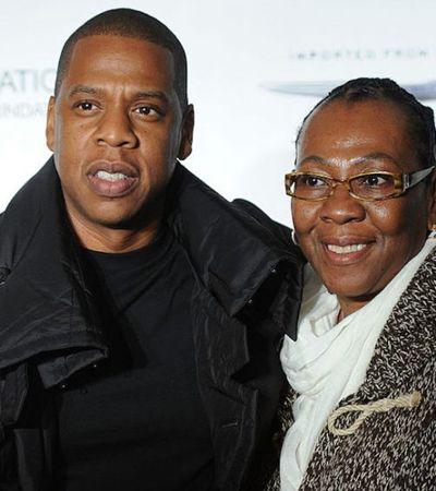 Jay-Z diz que chorou de alegria quando sua mãe saiu do armário como lésbica