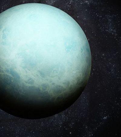 Cientistas confirmam: Urano é cercado por nuvens de pum