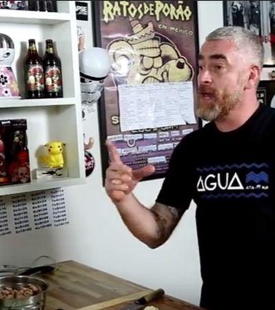 Alex Atala diz que jovens são veganos 'por ser cool', e dá show de desinformação