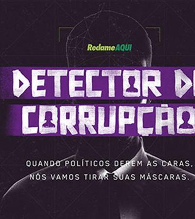 Você tira uma foto e  este app detalha as suspeitas de corrupção dos candidatos