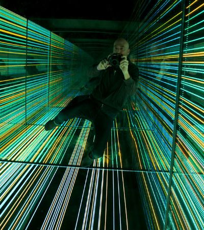 15 artistas que, usando a criatividade e a tecnologia, provam que na arte nem o céu é um limite