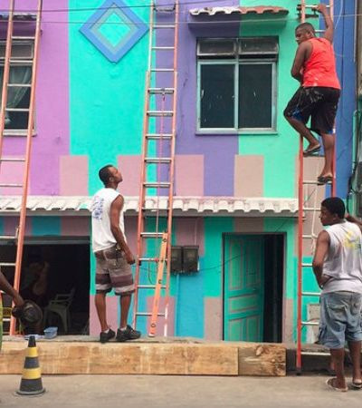 Como a arte está ajudando a transformar cidades ao redor do mundo