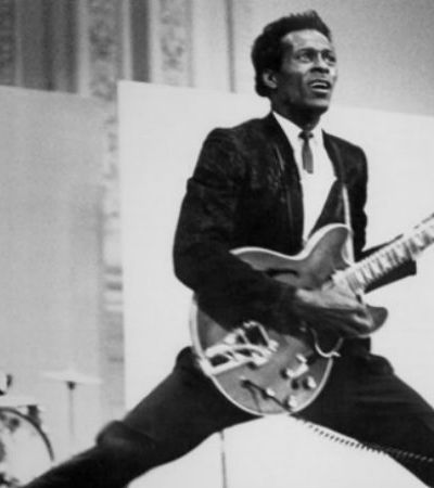 Chuck Berry: o adeus ao grande inventor do rock n' roll
