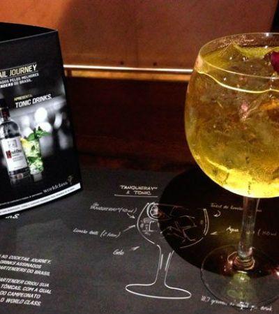 Fomos conferir o #CocktailJourney, em busca dos melhores drinques do país