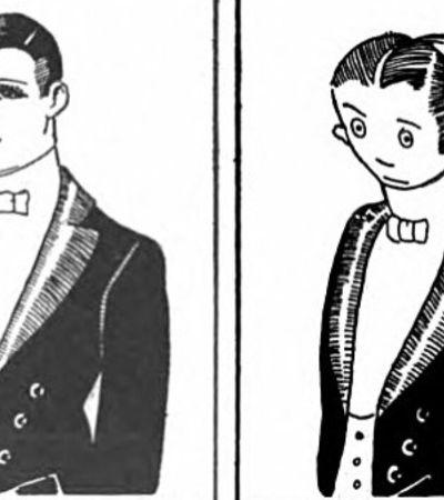Encontraram um desenho de 1920 que poderia ser o primeiro meme da história