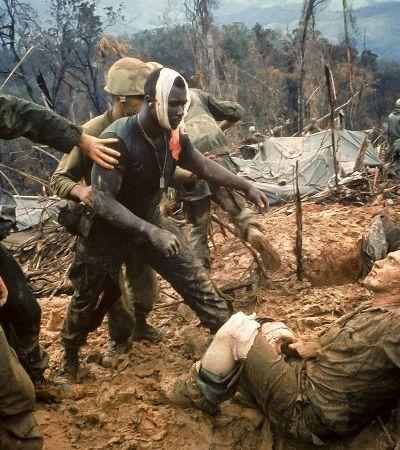 16 fotografias assustadoras da Guerra do Vietnã pelas lentes geniais de Larry Burrows
