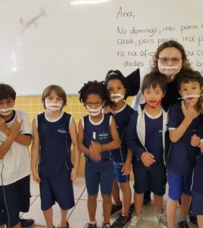 Empatia: turma de menino com Down dá exemplo de solidariedade
