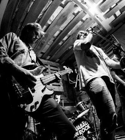 Projeto Invasão True Rock terá  projeção ao vivo de pocket show das bandas Corona Kings e Terminal