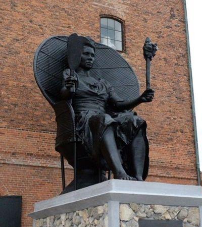Dinamarca inaugura primeiro monumento em homenagem às mulheres negras
