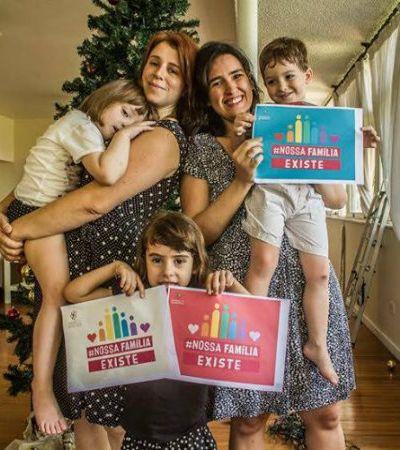 """Novas configurações de famílias provam que o amor vai muito além do tradicional """"mãe + pai + filhos"""""""