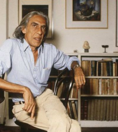Todos os sentimentos no adeus ao poeta Ferreira Gullar