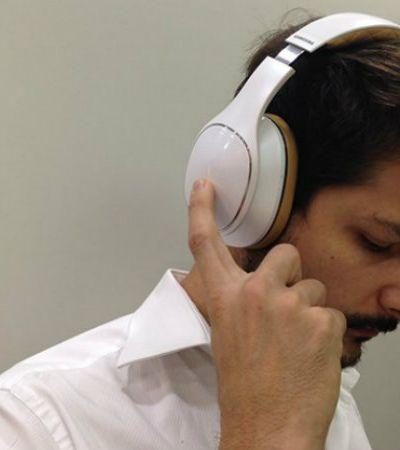 Cobertura Hypeness: fomos conhecer o novo fone de ouvido wireless da Samsung