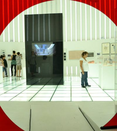 Fomos conferir de perto a exposição de Stanley Kubrick, um dos cineastas mais importantes do mundo