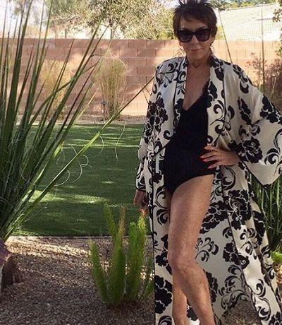 A ex-coelhinha da Playboy que hoje é a modelo de lingerie mais idosa do mundo