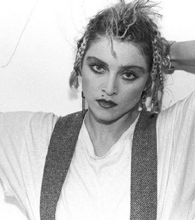 Madonna numa boate nos anos 1980 pela lente de Eric Kroll