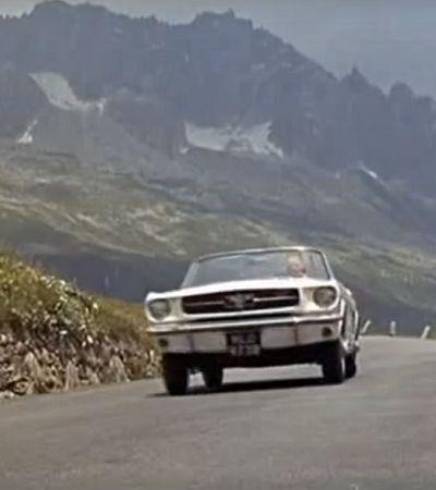 Qual carro mais apareceu em filmes de Hollywood até hoje?