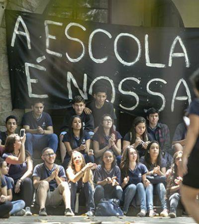 O que o sistema de ensino brasileiro pode aprender com as ocupações em São Paulo