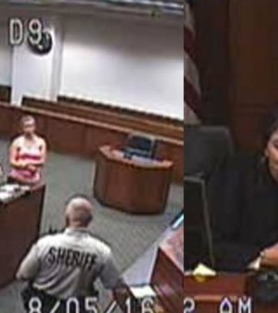 Juíza permite que detento conheça filho de 1 mês e conquista a internet