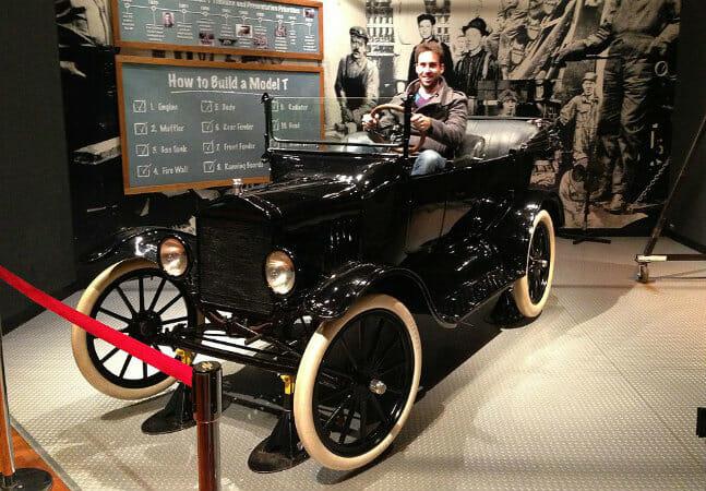 Cobertura Hypeness: Museu Henry Ford em Detroit
