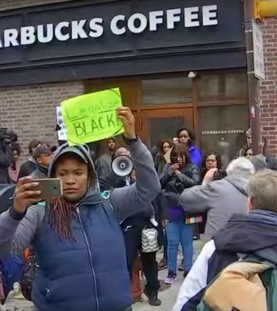 Starbucks vai fechar 8 mil lojas para treinamento anti racismo após incidente nos EUA