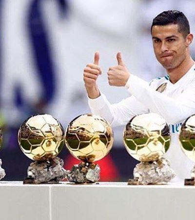 Autor da estátua fracassada de Cristiano Ronaldo ganha chance de se redimir