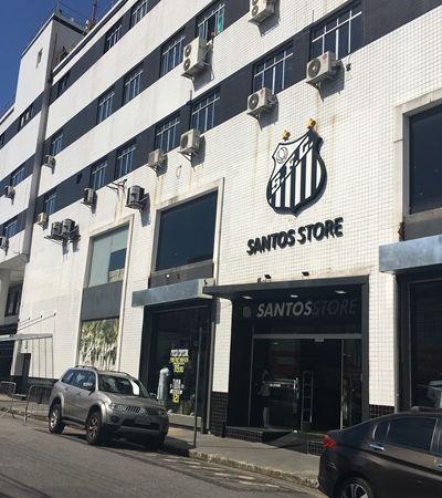 Jovem vence vergonha e arrisca carreira para denunciar abuso sexual na base do Santos