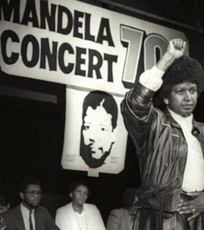 Sem Winnie Mandela, o mundo e as mulheres negras perdem mais uma rainha da luta antirracista