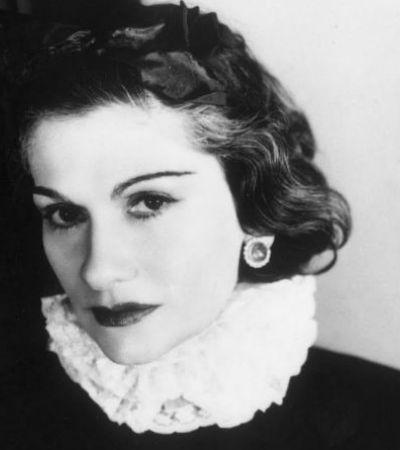 26 fotos vintage que mostram a beleza e elegância de Coco Chanel