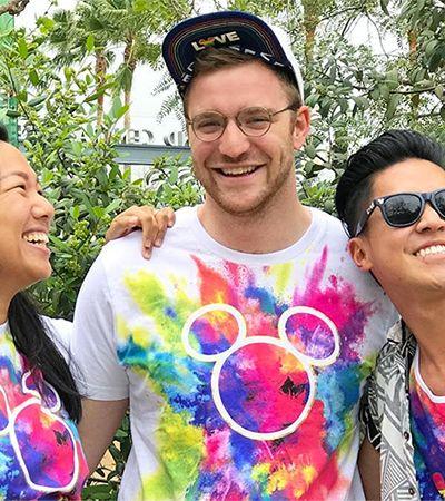 Rainbow Mickey Collection: primeira linha Disney de produtos LGBTQ+