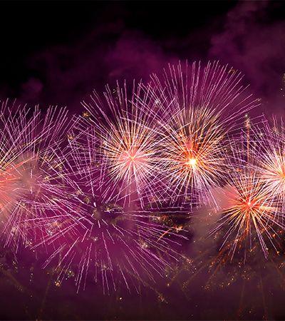 Prefeitura de SP vai proibir fogos de artifício barulhentos na cidade