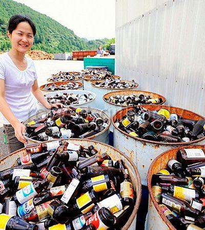 Kamikatsu, a cidade japonesa que não produz lixo