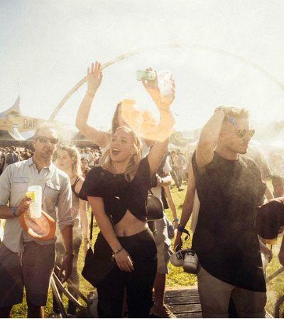 O festival mais verde de Paris abre a temporada do verão europeu