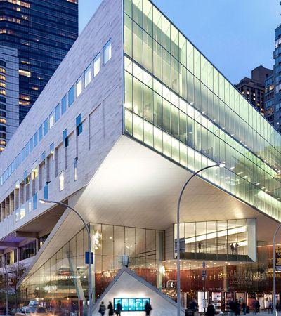 A beleza do trabalho de Elizabeth Diller, a arquiteta mais influente do mundo para a 'Time'
