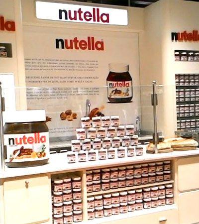 Finalmente: Eataly São Paulo inaugura o primeiro Nutella Bar do Brasil