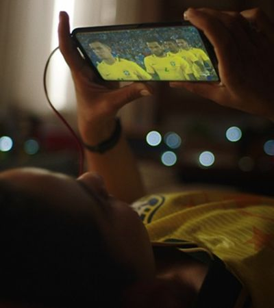 Marca espalha internet para 100 municípios para ninguém perder a Copa