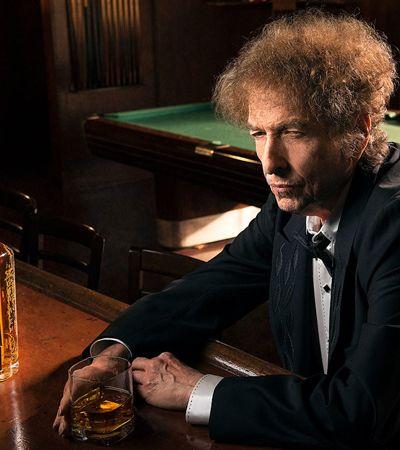 O bar do bardo: conheça o Heaven's Door, uísque com paternidade de Bob Dylan