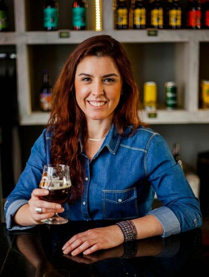 Luana Cloper é a diretora de todas as edições nacionais do Mondial de la Bière