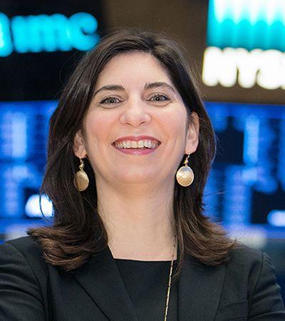 Wall Street tem primeira presidente mulher em 226 anos de história