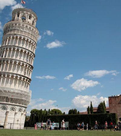 Por que, mesmo inclinada, a Torre de Pisa resiste a terremotos? Estudo desvenda o mistério