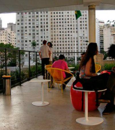 Conheça o incrível centro de experimentação artística da Red Bull em São Paulo