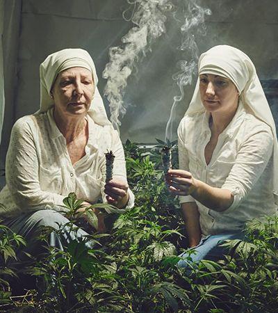 Freiras da Califórnia que produzem maconha têm documentário exibido em Cannes