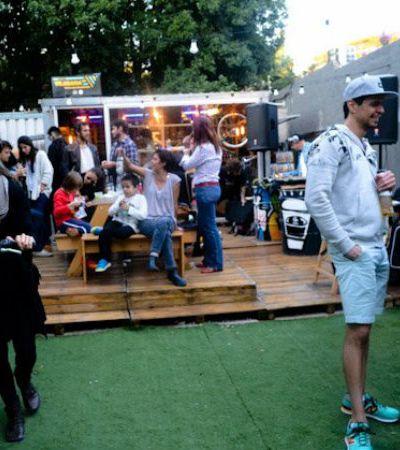 Praça Velorama é novo espaço multicultural para ciclistas e simpatizantes em SP