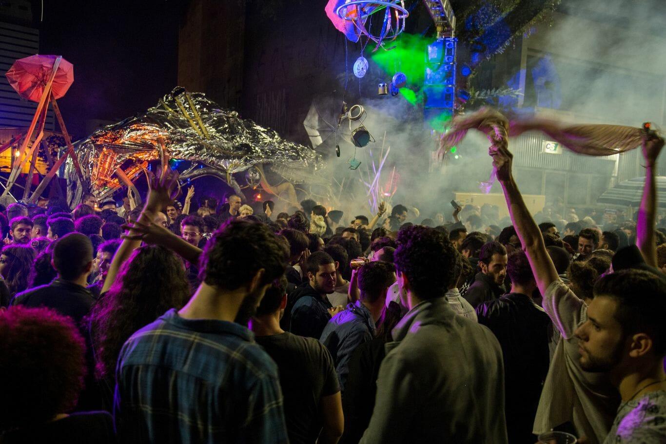 Virada Cultural tem as melhores festas de SP e até do RJ - vale pegar o Minha Luz é de Led no Jockey ou no centro